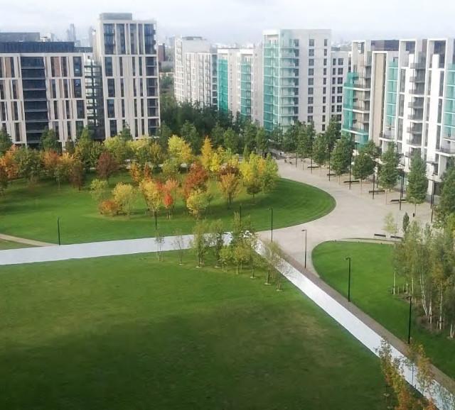 Village Green East Apartments: John Rowan And Partners