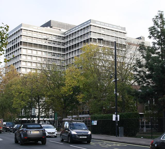 Charing Cross Hospital John Rowan And Partners
